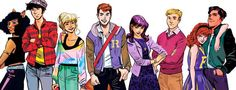 "10 Ways The CW's ""Riverdale"" Cast Will Infuse Classic ""Archie"" with Scandal & Murder"