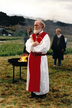 High Priest of the Asatru Association in 1994