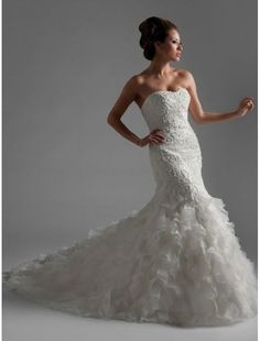 organza and lace