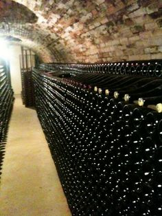 wine cellar....arch ceiling....something about that is a must for a proper booze cave