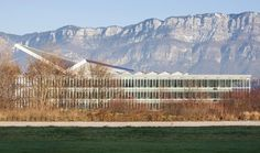 HELIOS, Chambéry, 2013 - Atelier Michel Remon architecte, Agence d'architecture Frédéric Nicolas