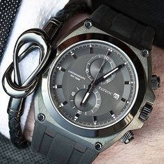 Reward your wrist with the TXM050 by Tayroc Watches..