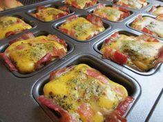 Eier und Speck – Bilder und Rezept auf Tinas Küche