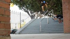TWS C.U.T. LA Winner Ivan Monteiro | TransWorld SKATEboarding - http://DAILYSKATETUBE.COM/tws-c-u-t-la-winner-ivan-monteiro-transworld-skateboarding/ - Ivan Monteiro won our first TWS Come Up Tour stop for 2015 in LA. This is his video part submitted for fan voting. See the LA stop wrap up here: http://twskate.co/UXZigk Follow TWS for the latest: Daily videos, photos and more: http://skateboarding.transworld.net/ Like TransWorld SKATEboarding on - C.U.T., Ivan, Monteiro, skat