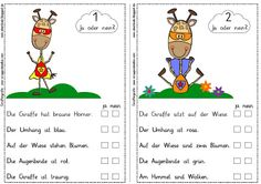 Lesen mit den Giraffen   Ideenbude   Bloglovin'