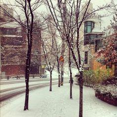 Winter, Seoul - South Korea