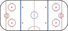 National Hockey League Hockey Field Ice hockey Sledge hockey Ice rink - field hockey