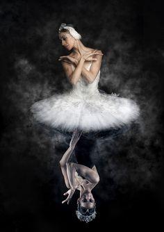 "Begoña Cao as Odette/Odile # ""Swan Lake"" # The English National Ballet # Photo © Laurent Liotardo / Nik Pate Ballet Art, Ballet Dancers, Ballet Painting, Shall We Dance, Just Dance, Dance Photos, Dance Pictures, Swan Lake Ballet, Ballet Images"
