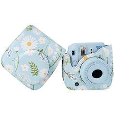 Digital Gear Bags Consumer Electronics Shoulder Camera Bag For Instant Camera Mini 8 8 9 Pu Leather Camera Bag Funny Expression Camera Case For Polaroid Instant High Safety