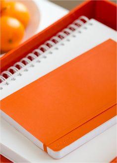 Orange is my favorite color.