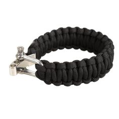 Awakingdemi Adjustable Parachute Cord Tough 7Strand Rope Bracelet Outdoor Survive Tool * Click image to review more details.(This is an Amazon affiliate link and I receive a commission for the sales)