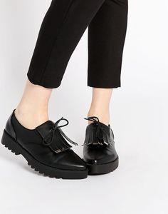 MIA Pointed Flat Shoes  £35.00, ASOS   - Sugarscape.com