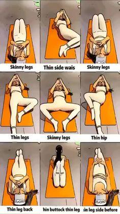 Full Body Workouts, Fitness Workouts, Body Weight Leg Workout, Gym Workout Videos, Gym Workout For Beginners, Fitness Workout For Women, Easy Workouts, Fat Workout, Slim Waist Workout