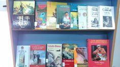 Mes de abril, mes de la aventura en la Biblioteca del Fardes Lord, Magazine Rack, Storage, Cover, Books, Home Decor, Riddles, Adventure, Purse Storage