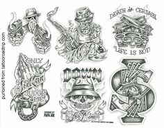 Chicano style drawings joker dope cool tattoo design of love pencil lowrider art roses. Chicano Style Tattoo, Chicano Tattoos, Body Art Tattoos, Skull Tattoo Design, Tattoo Design Drawings, Tattoo Sleeve Designs, Prison Drawings, Chicano Drawings, Money Sign Tattoo