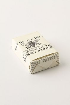 Blithe And Bonny Goat's Milk Soap: Available at Wish Gifts Denver in Honey Almond, Grapefruit, and Eucalyptus Mint