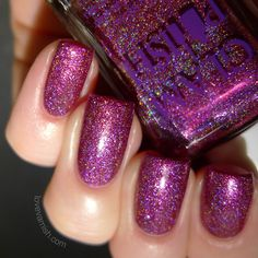 Glam Polish Incurably Romantic