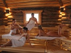 Saunanächte im Land Fleesensee Spa Outdoor Sauna, Wellness Spa, Massage, Relax, Feelings, Couple Photos, Winter Night, Recovery, Health