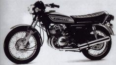 KH 250, 1973