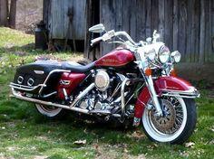 1998 Harley Davidson Road King #harleydavidsonbagger