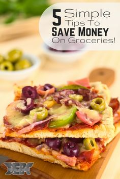 Save Money Groceries, #SavingMoneyTips To Keep Your Grocery #Budgeting under control with these simple tips to save money on groceries http://www.debtroundup.com/4-tips-save-money-groceries/