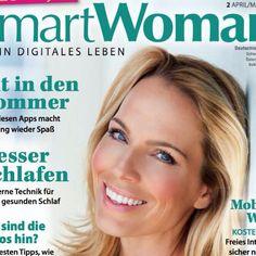 Dank dem neuen Magazin smartWoman lernen Frauen zu telefonieren
