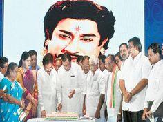 Congress celebrates Sivaji anniversary