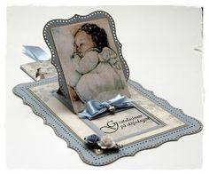 Gro's kort og sånnt: Dåpskort