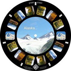 Alaska in the Fall, photography on a Custom Reel