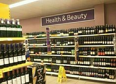 Why not see the better side, Wine serves best for both Health and Beauty.