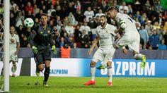 Ser campeão com drama é com eles !Mesmo sem as estrelas Real Madrid conquistou Supertaça  https://angorussia.com/desporto/campeao-drama-mesmo-sem-as-estrelas-real-madrid-conquistou-supertaca/