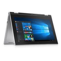 "Dell Inspiron 11 3000 11-3157 Net-tablet PC - 11.6"" - TrueLife, In-plane Switching (IPS) Technology - Wireless LAN - Intel Pent. 11.6"" Pentium N3700 4GB 128GB."