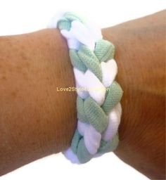 Friendship Bracelet Boho Jewelry Paracord Fabric Love2Style4UFashion Surf Hippie Stackable Best Friend Bracelet Unisex-Mint Green/White by Love2Style4UFashion (formerly Love2Knit4U). Click this PIN to visit Love2Style4UFashion website for more unique selection of beautiful, original, and handmade in USA with Love fashion for Men, Women and Teens, $9.00
