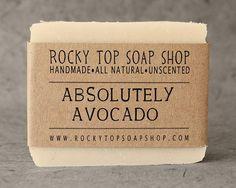 Absolutely Avocado Soap