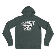 HoopLeague Hoodie Szn hoodie - Heather Forest / S