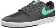 Nike Men's Paul Rodriguez 7 Skateboarding Shoes-DARK BASE GREY/CRYSTAL MINT-12  Best Price  in 2015 | Pegaztrot Buyer Friend