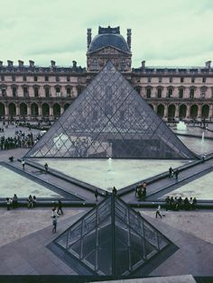 The Louvre, Paris (2014)