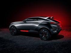 Peugeot Quartz Concept - Full CGI on Behance