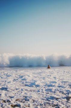 sassafranski:  90 snow day