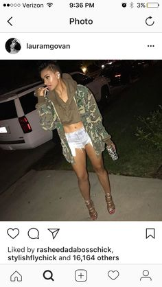 Cute Camo Outfits, Short Outfits, Simple Outfits, Sexy Outfits, Chic Outfits, Camo Fashion, Denim Fashion, Summertime Outfits, Summer Outfits