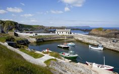 Ballintoy Harbour, Northern Ireland - 10 stunning locations used in Game of Thrones