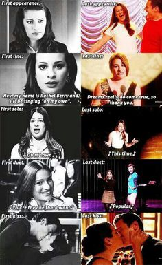 Glee.......well I'm just gonna go sob now