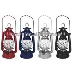 antique kerosene lamp led hurricane lantern solar lantern with radio and cellphone charger $1.11~$1.5