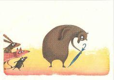 Umbrella illustration by Tullio Corda