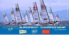 Who will win the Nacra 17 European Championships? 4th-12th July 2014 Yachting Club La Grande Motte #Sailing