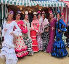 .SPAIN / ANDALUSIA / Festivities -  FERIA DE SEVILLA 2011