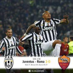 Juventus ~ roma 3-0