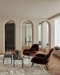 Interior Design Inspiration, Home Decor Inspiration, Home Interior Design, Interior Architecture, Decor Ideas, Interior Livingroom, Interior Designing, Interior Modern, Dream Home Design