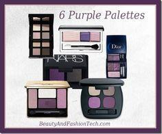 Purple Eyeshadow Palettes