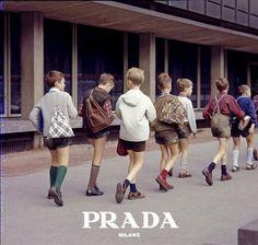 Imagem de Prada, boy, and kids